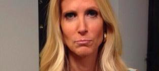 Ann Coulter on Christian Mingle!