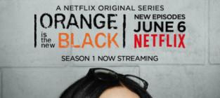 Orange is the new black poster alex