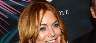 Lindsay Lohan: Cannes Party Photos!