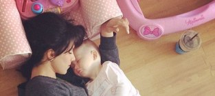 Hilaria baldwin baby pic