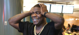 Tracy Morgan Photograph