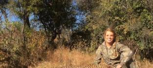 Kendall Jones Kills Animals in Africa, Draws Ire of Facebook Users