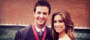 Katherine Webb, AJ McCarron Photo