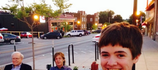 Kid Snaps Unexpected Selfie: Hey, That's Paul McCartney and Warren Buffett!