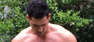 Josh murray shirtless
