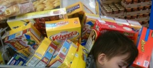 Boxed in By Velveeta