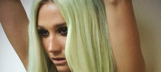What do you think of Kesha with green hair?