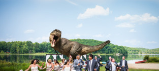 Jeff goldblum dinosaur photo