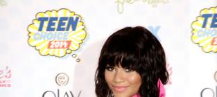 Zendaya at the teen choice awards