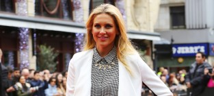 Stephanie pratt red carpet photo