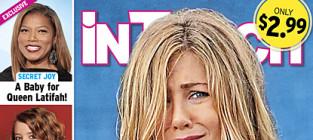 Jennifer anistons baby dream shattered