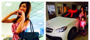Farrah Abraham Buys $100K Benz With Strip Club Ca$h: She's Baller, Guys Wanna Ball Her