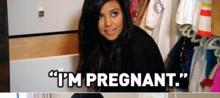 13 Photos of Kourtney Kardashian and Scott Disick That Make Us Wonder If They're in Love