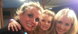 Britney and Jamie Lynn Spears, Kids