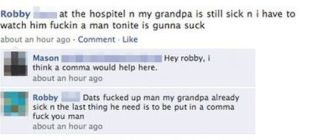 31 people who are too dumb to breathe grammar counts