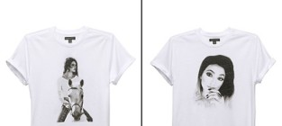 Kendall and kylie jenner selfie shirts