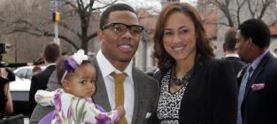 Ray Rice, Family