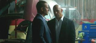 Paul walker and vin diesel fast 7 photo
