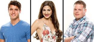 Cody Calafiore, Victoria Rafaeli, Derrick Levasseur