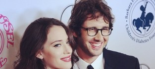 Josh groban and kat dennings