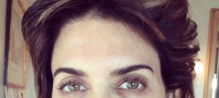 Lisa rinna no makeup