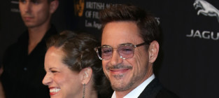 Robert Downey, Jr., Wife