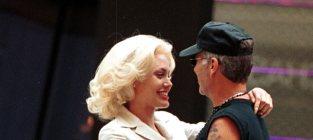 Angelina Jolie and Billy Bob Thornton