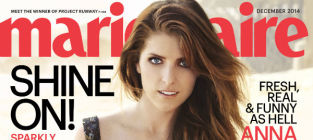 Anna kendrick marie claire cover