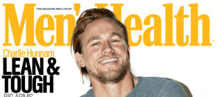 Charlie hunnam mens health cover