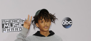 Jaden Smith at American Music Awards