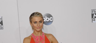 Julianne Hough at the American Music Awards