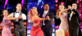 Dancing with the stars season 19 finalists