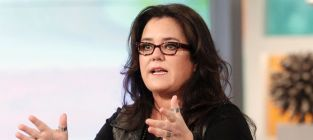 Rosie odonnell on the view