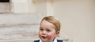 Prince George at 17 Months