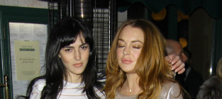 Lindsay Lohan Gets Hammered With 20-Year-Old Sister!