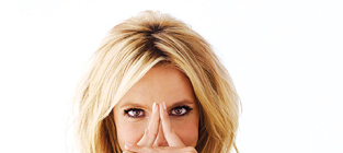 Britney in womens health