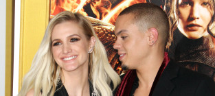 Ashlee simpson and evan ross pic