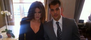 Rob kardashian khloe kardashian