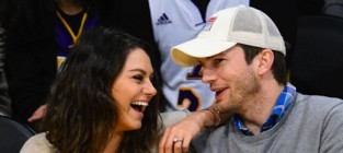 Mila kunis and ashton kutcher married already