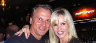 Tamra Barney With Simon Barney