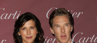 Benedict cumberbatch and sophie hunter pregnant