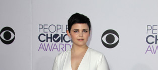 Ginnifer goodwin at the peoples choice awards