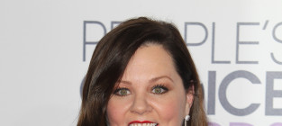 Melissa mccarthy at the peoples choice awards