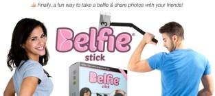 Belfie stick