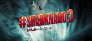 Sharknado 3: Coming This Summer to D.C.!