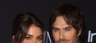 Ian Somerhalder and Nikki Reed: ENGAGED!