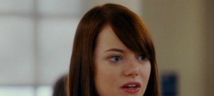 Emma stone superbad