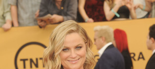 Amy poehler at the sag awards