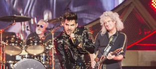 Happy 33rd Birthday, Adam Lambert!