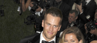 Tom Brady and Gisele Bundchen Image